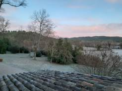 vue jardin hiver chambre 1-toit
